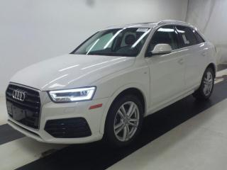 Used 2016 Audi Q3 PROGRESSIV PKG | QUATTRO | PANO ROOF | BLUE TOOTH for sale in Scarborough, ON