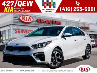 Used 2020 Kia Forte EX for sale in Etobicoke, ON