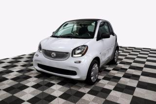 Used 2016 Smart fortwo Pure Leather Nav Heated Seats for sale in New Westminster, BC