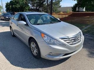 Used 2013 Hyundai Sonata GLS for sale in Toronto, ON