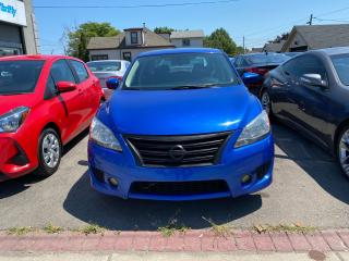 Used 2014 Nissan Sentra **SR**NAV**BOSE SOUND SYSTEM**BLUETOOTH**REARVIEW CAMERA**SUNROOF**HEATED SEATS** for sale in Hamilton, ON