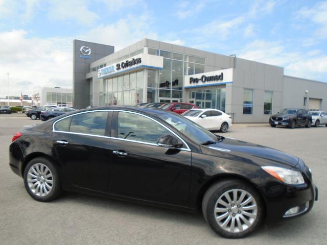 2012 Buick Regal Premium 1