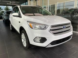 Used 2018 Ford Escape ONE OWNER, ACCIDENT FREE, ECOBOOST, POWER HEATED SEATS, REAR VIEW CAMERA for sale in Edmonton, AB