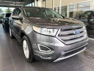 Used 2018 Ford Edge SEL, AWD, ACCIDENT FREE, HEATED SEATS, BACK UP CAMERA for sale in Edmonton, AB