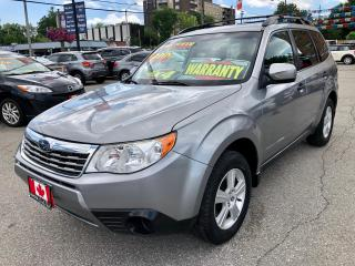 Used 2010 Subaru Forester X sport for sale in Scarborough, ON
