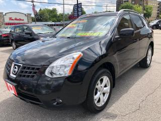 Used 2009 Nissan Rogue SL for sale in Scarborough, ON