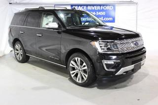 New 2020 Ford Expedition Platinum 4dr 4WD Sport Utility for sale in Peace River, AB