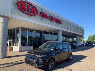 New 2020 Kia Soul EX Limited 4dr FWD Hatchback for sale in Edmonton, AB