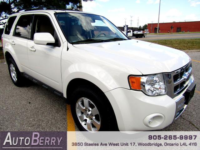 2009 Ford Escape LIMITED - 4WD - 3.0L