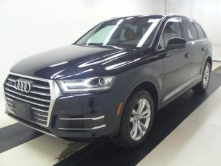Used 2017 Audi Q7 AUDI WARRANTY TILL JULY 2021 | NAVI | CAM | ROOF | for sale in Scarborough, ON