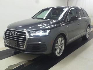 Used 2017 Audi Q7 7 PASS | TECHNIK PKG | NAVI | CAM | B.S.M | PAMO for sale in Scarborough, ON