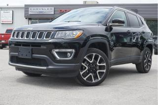 Used 2019 Jeep Compass Limited | DUAL ROOF | NAVIGATION | POWER LIFTGATE for sale in Listowel, ON