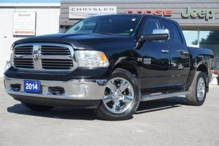 Used 2014 RAM 1500 BIG HORN   TRAILER TOW   8.4-in TOUCHSCREEN for sale in Listowel, ON