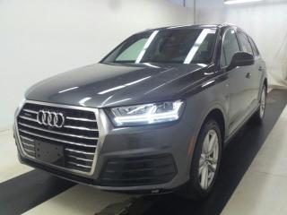 Used 2017 Audi Q7 3.0T Technik for sale in Scarborough, ON