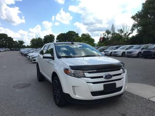 Used 2013 Ford Edge SEL . Sunroof! Rear mirror camera! Excellent condition! for sale in London, ON