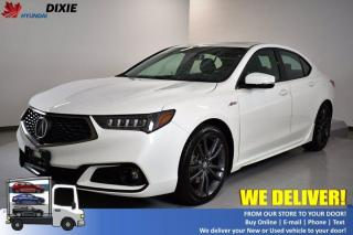 Used 2018 Acura TLX Elite A-Spec for sale in Mississauga, ON