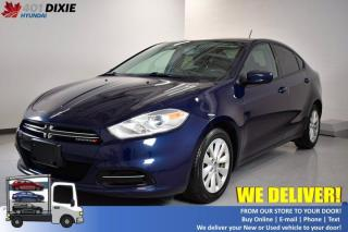 Used 2014 Dodge Dart AERO for sale in Mississauga, ON