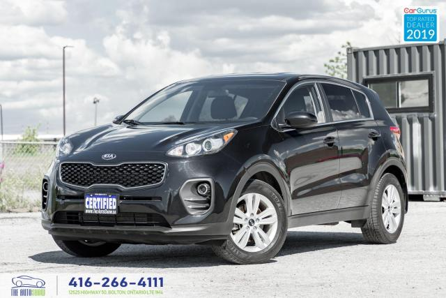2019 Kia Sportage LX|FWD|Heated seats|Camera|Clean Carfax