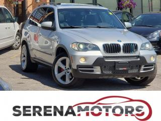 Used 2008 BMW X5 3.0si | SPORT PKG | FULLY LOADED | NO ACCIDENTS | for sale in Mississauga, ON