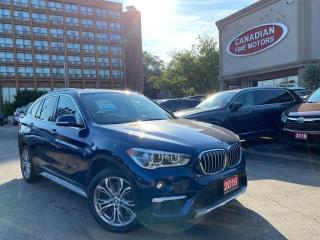 Used 2016 BMW X1 CLEAN CARFAX | NAVI | CAM | PANO | H.U.D | AWD | for sale in Scarborough, ON