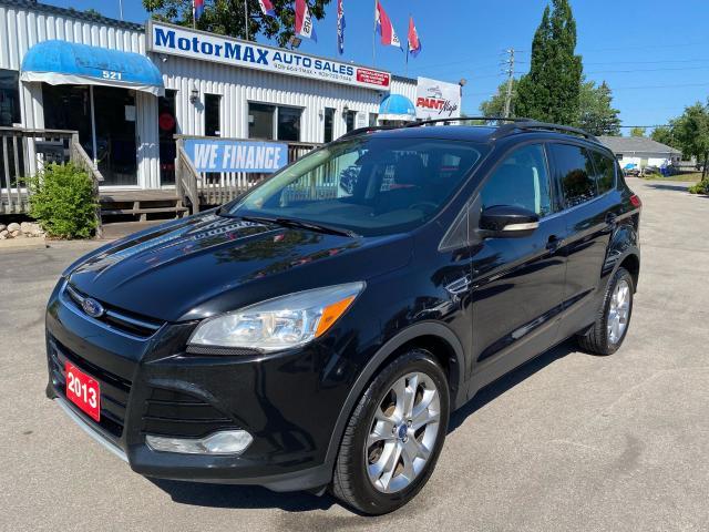 2013 Ford Escape SEL-AWD-NAVI-WE FINANCE