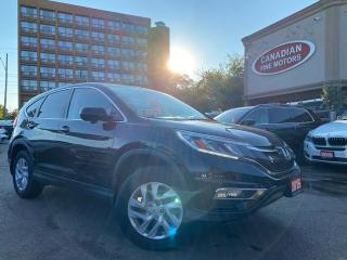 Used 2015 Honda CR-V AWD | LEATHER | MOON ROOF | CAM | DUAL DVD | for sale in Scarborough, ON
