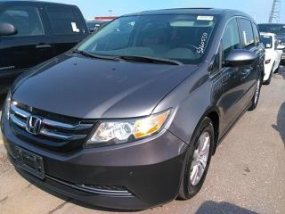Used 2014 Honda Odyssey NAVI | LEATHER | CAM | FULLY DEALER SERVICED | for sale in Scarborough, ON