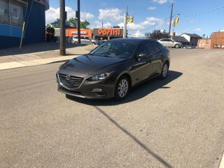Used 2015 Mazda MAZDA3 GS AUTO NAV CAM TOURING SPORT PCK CERTIFIED for sale in Toronto, ON