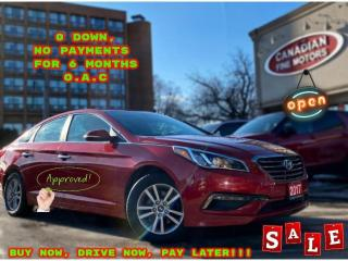 Used 2017 Hyundai Sonata CLEAN CARFAX | SUNROOF | CAM | for sale in Scarborough, ON