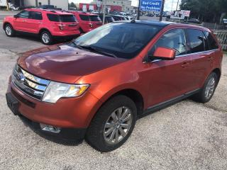 Used 2008 Ford Edge Limited for sale in Bradford, ON
