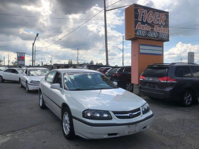 2003 Chevrolet Impala ONLY 187KMS**AFTERMARKET WHEELS**AS IS SPECIAL