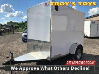 New 2020 Canadian Trailer Company 5x8 Flat Nose Cargo Trailer for sale in Guelph, ON