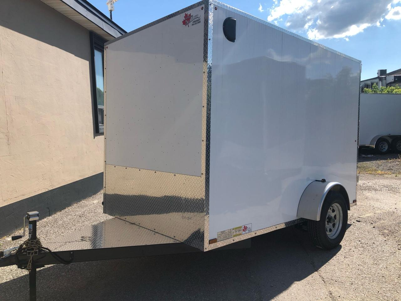 2020 Canadian Trailer Company 6x10 Flat Nose