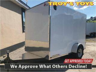 New 2020 Canadian Trailer Company 6x10 Flat Nose for sale in Guelph, ON