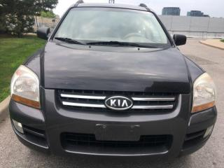 Used 2007 Kia Sportage LX-Convenience for sale in Scarborough, ON