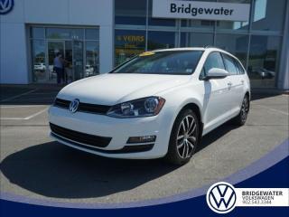 Used 2017 Volkswagen Golf Wagon Comfortline Turbo | New Tires for sale in Hebbville, NS