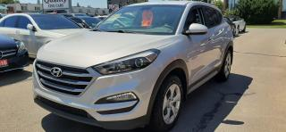 Used 2017 Hyundai Tucson CLEAN CARFAX | AWD | CAM | HEATED SEATS | DUAL DVD for sale in Scarborough, ON