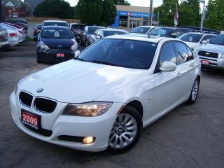 Used 2009 BMW 3 Series 323i,CERTIFIED,AUTO,BLUETOOTH,SUN ROOF,TINTED,FOGS for sale in Kitchener, ON