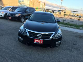 Used 2014 Nissan Altima 2.5 SV for sale in Etobicoke, ON