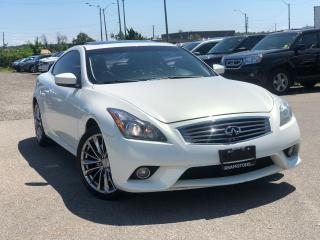 Used 2011 Infiniti G37 Sport for sale in Oakville, ON