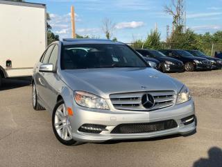 Used 2011 Mercedes-Benz C-Class C 250 for sale in Oakville, ON