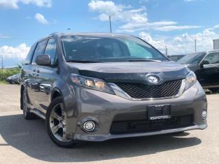 Used 2016 Toyota Sienna SE for sale in Oakville, ON