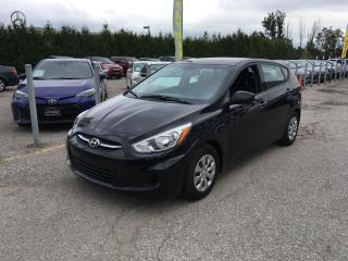 Used 2016 Hyundai Accent GL for sale in Newmarket, ON