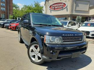 Used 2011 Land Rover Range Rover Sport SUPERCHARGE | NAVI |CAM | ROOF | TRADER IN SPECIA for sale in Scarborough, ON