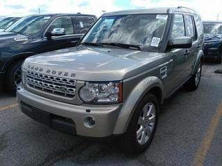 Used 2013 Land Rover LR4 LUX for sale in Scarborough, ON