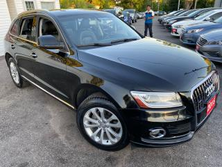 Used 2015 Audi Q5 2.0T PROGRESSIV/ AWD/ NAVI/ CAM/ LEATHER/ ALLOYS++ for sale in Scarborough, ON