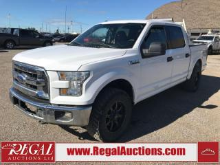 Used 2015 Ford F-150 XLT SuperCrew SWB AWD 3.5L for sale in Calgary, AB