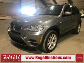 Used 2013 BMW X5 XDRIVE35I 4D Utility AWD for sale in Calgary, AB