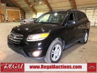Used 2012 Hyundai Santa Fe Limited 4D Utility AWD for sale in Calgary, AB