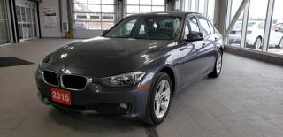 Used 2015 BMW 320 AWD Clean Carproof Heated Seats Bluetooth for sale in Ottawa, ON